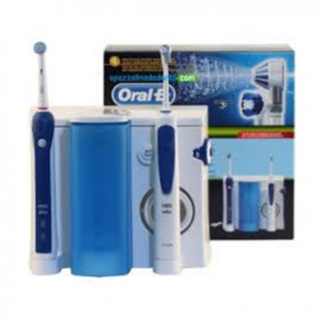 ORAL B IRRIGADOR CENTRO DENTAL OXYJET +3000 PC + CEPILLO ELECTRICO (CENTRO DENTAL) (OC20)