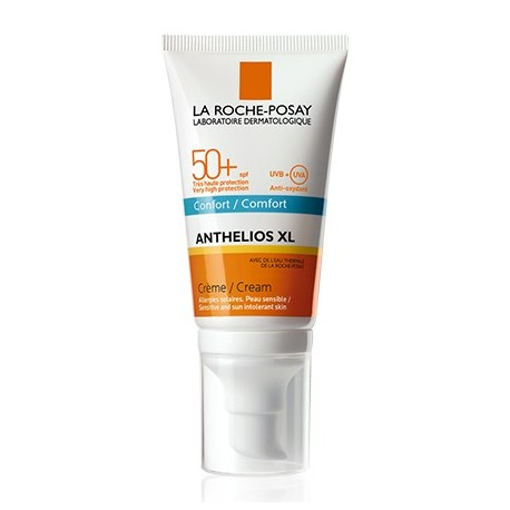 LA ROCHE-POSAY ANTHELIOS XL CREMA CONFORT SIN PERFUME SPF50+ 50 ML