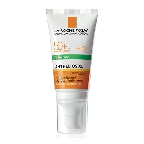 LA ROCHE-POSAY ANTHELIOS XL GEL-CREMA TOQUE SECO SIN PERFUMESPF50+ 50 ML