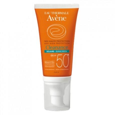 AVENE CLEANANCE SOLAR SPF50+ 50 ML