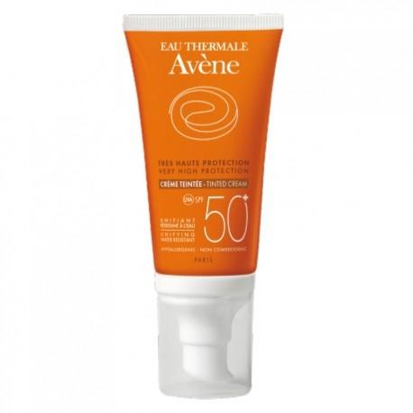 AVENE CREMA COLOREADA SPF50+ OIL FREE 50 ML