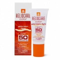 HELIOCARE COLOR GELCREAM SPF50 LIGHT 50 ML