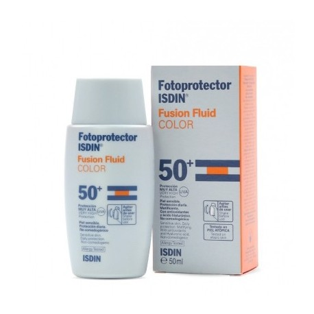 ISDIN FOTOPROTECTOR EXTREM FUSION FLUID COLOR SPF50+ 50 ML